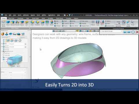 CAD CAM Software | ZW3D Video Image