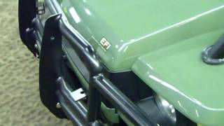 8. John Deere Gator XUV 620i Fuel Injected