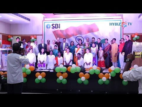 , SBI Amaravati Circle Celebrates 69th Republic Day