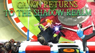 Ganon Returns To The Shadow Realm