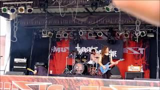 Video Thrashing Machine - Perdition (Agressive Music Fest 2018)