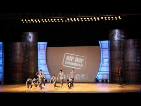 instant noodles - our set this year at Hip Hop International 2011! *endless thanks to everyone for your faith, encouragement, and support! HIP HOP INTERNATIONAL 2011 USA Preli...