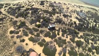 Denham Australia  city photos gallery : Paragliding Denham Western Australia