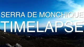 Monchique Portugal  city photo : Serra de Monchique Timelapse @Algarve - Portugal