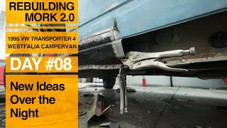 Amazing Ideas and Upgrade for our VW T4 Campervan