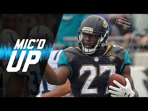 Video: Leonard Fournette Mic'd Up vs. Colts