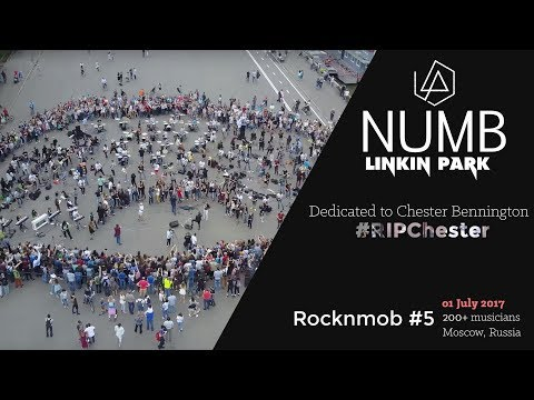 Video Linkin Park - Numb (Rocknmob #5). Dedicated to Chester Bennington download in MP3, 3GP, MP4, WEBM, AVI, FLV January 2017