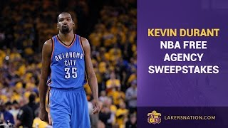 Lakers Will Pursue Kevin Durant This Summer by Lakers Nation
