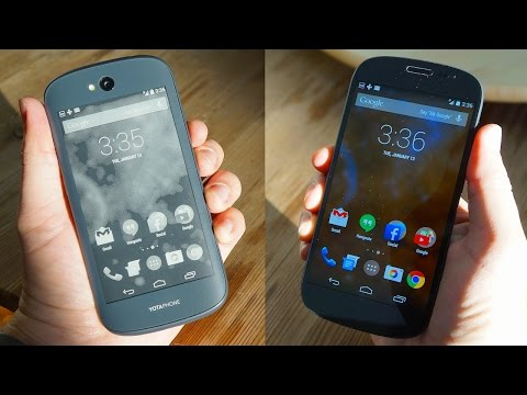 YotaPhone 2: How to Use the Dual-Screen Smartphone