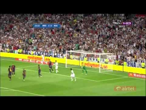 Full HD barcelona vs real madrid 1-3 goals&highlights 27.02.2013