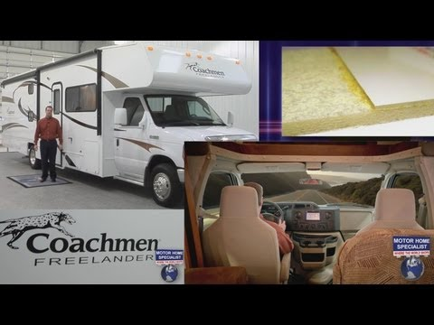 Coachmen Freelander Class C RV Review at Motor Home Speciaist 2012 2013