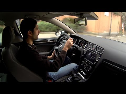 Nuova Volkswagen Golf VII – 7, la prova della qualità – Quality Test Volkswagen Golf VII – 7