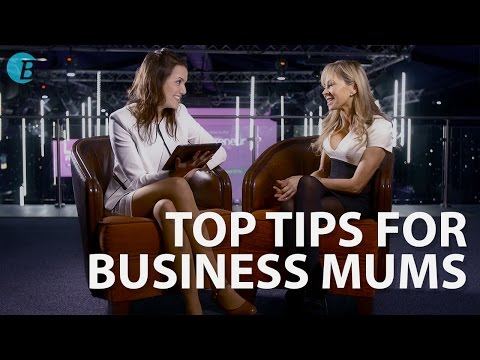 Top Tips for Business Mums // Mumpreneur Conference 2014
