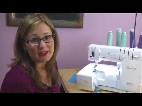 Troubleshooting Your Baby Lock Serger