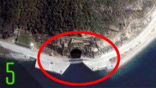 5 Most Secret Military Bases