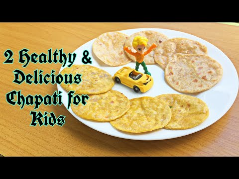 Healthy chapati for kids | epi 92