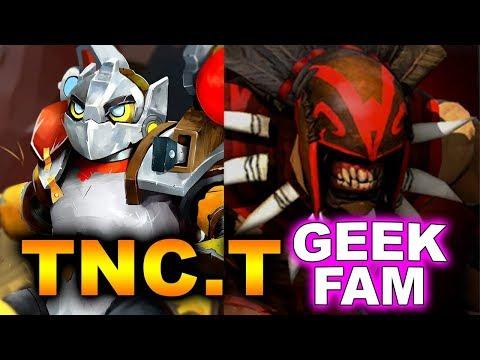 TNC.TIGERS vs GEEK FAM - SEA QUALS - ANGGAME DOTA 2