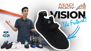 Mad Rock Vision: The Future of Climbing Shoes? by WeighMyRack