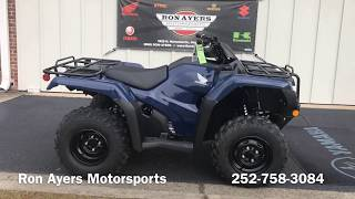 10. 2019 Honda FourTrax Rancher 4x4