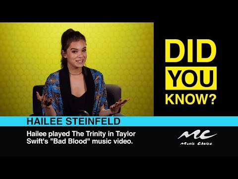Hailee Steinfeld: Did You Know?