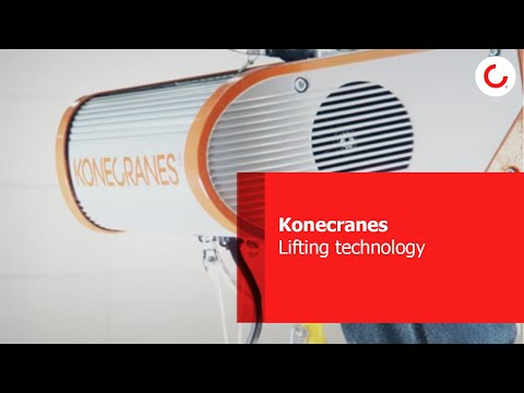 Lifting Technology - Konecranes corporate film module III