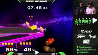 Year in Review SSBM Combo Video