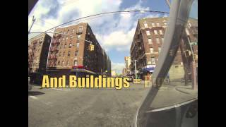 "The #RETHINK Daily - Ride Into NYC ""Time Lapse"" Episode 4"