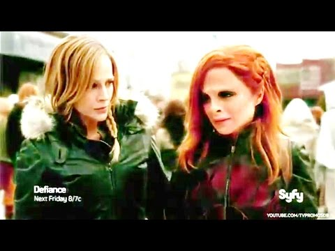 Defiance Season 3 Episode 8 Promo  The Beauty of Our Weapons HD