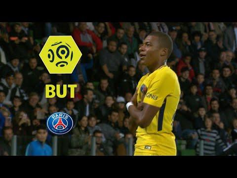 But Kylian MBAPPE (59') / FC Metz - Paris Saint-Germain (1-5)  / 2017-18