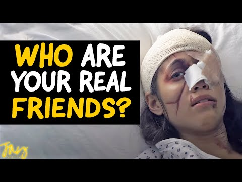 If You're Confused Who Your Real Friends Are - WATCH THIS
