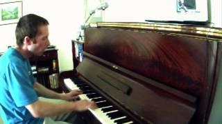 Dwele - Down Jimmy - Piano cover