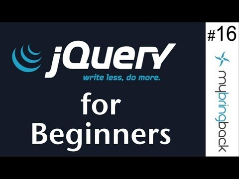 jQuery Animations