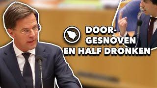 Video Mark Rutte laat Jesse Klaver alle hoeken van de Tweede Kamer zien MP3, 3GP, MP4, WEBM, AVI, FLV Maret 2019