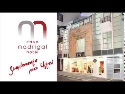 Casa Madrigal Hotel - Video
