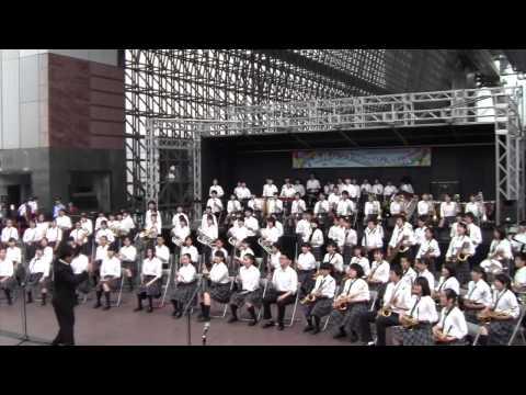 春の高校バンドフェスティバル 2015 ー 龍谷大付属平安中学校高等学校