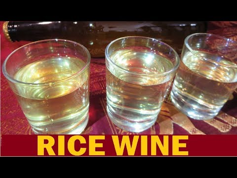 How To Make Rice Wine