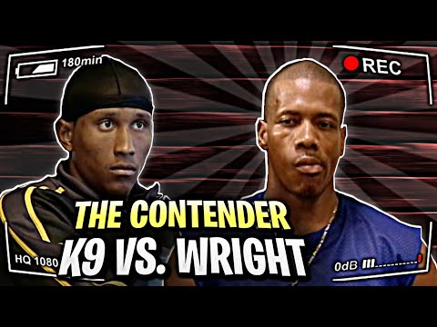 THE CONTENDER SEASON TWO EPISODE: K9 BUNDRAGE vs. WALTER WRIGHT