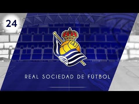 Football Manager 2018 - Real Sociedad   S05 E24 (видео)