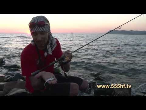 андрей старков ловля на море