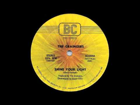 THE GRAINGERS - Shine Your Light [12'' Version]