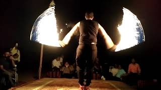 FIRE DANCE DUBAI EVENT