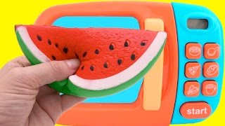 Video Learn Fruit Names with Squishy Toys & Cutting Fruit Playset & Nursery Rhymes for Children MP3, 3GP, MP4, WEBM, AVI, FLV November 2017
