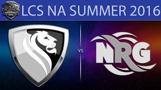 Apex vs NRG, game 1