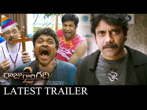 Raju Gari Gadhi 2 Telugu Movie Latest Trailer