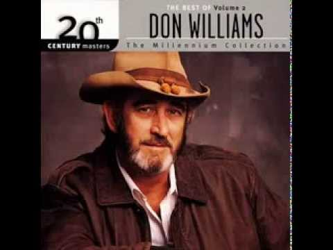 Don Williams - Some Broken Hearts Never Mend