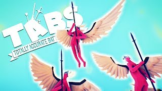 Welcome to back to more Totally Accurate Battle Simulator! In this video of TABS we have look at the new units and play viewer suggestions!►http://bit.ly/TABSGameplay ► Support Blitz on Patreon: http://www.patreon.com/Blitzkriegsler- - - - -Totally Accurate Battle Simulator Gameplay Overview:A physics based medieval battle simulator which lets you pit wacky waving armies against each other. In TABS Sandbox, you take the role of a Battle Commander as you place armies on the battle field. Watch as your minions destroy, or are destroyed by the red enemies!- - - - - Want the Totally Accurate Battle Simulator alpha download? Sign up for theTABS alpha download here: (Alpha test): http://landfall.se/totally-accurate-battle-simulatorHelp out Totally Accurate Battle Simulator on Steam Greenlight:https://steamcommunity.com/sharedfiles/filedetails/?id=725802264- - - -  -Want more Blitz? Check these links out:Subscribe: http://bit.ly/Sub2BlitzFacebook: http://bit.ly/BlitzOnFBTwitter: https://twitter.com/BlitzkriegslerTwitch: https://www.twitch.tv/blitzSteam Group: http://bit.ly/BlitzsSteamUnboxing Videos - http://bit.ly/BlitzUnboxingGiveaway Videos - http://bit.ly/BlitzsGiveawaysChannel Updates - http://bit.ly/BlitzsUpdates- - - - -Sponsors:Get awesome T-shirts on my merch store: https://www.teepublic.com/user/ytblitzPick up good games in through Humble: https://www.humblebundle.com/?partner=blitzkriegslerClick here to customize your own PC at Ironside Computers: http://ironsidecomputers.com