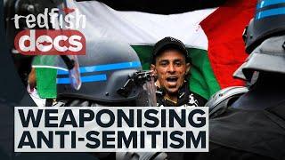Censoring Palestine: The Weaponisation Of Anti-Semitism