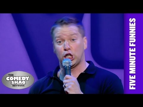Gary Owen⎢What Tyler Perry Is Like In Real Life⎢Shaq's Five Minute Funnies⎢Comedy Shaq