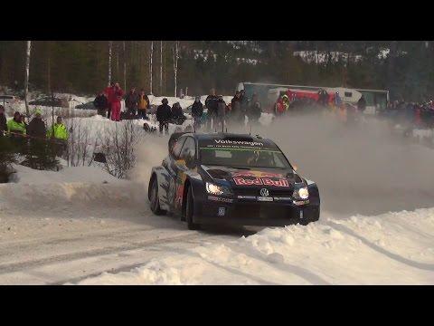 WRC Rally Sweden - 2015 (HD)