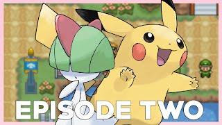 Pokémon BLAZED GLAZED FITLOCKE w/ Nappy - Ep 2 tHaTs sO rAvEn by King Nappy